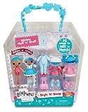 Lalaloopsy Minis Mittens Fluff  N  Stuf - muñecas (Chica, Multicolor, De plástico, Vestido para muñecas, Doll hat, Doll pajama, Doll shoes, Femenino, CE)