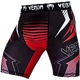 Venum Sharp 3.0Vale Tudo Pantalones Cortos, hombre, Venum Sharp 3.0 Vale Tudo Shorts, negro /rojo, mediano