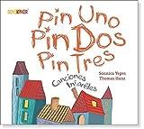 Canciones infantiles: Pin uno pin dos pin tres