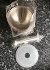 Stainless Steel Mortar and Pestle Kit Spice Mulitipurpose  Crushing Grinding Set