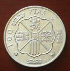 España,moneda de plata, 100 pesetas año 1966 * 66-67-68. S/C. Franco.