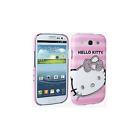 Samsung Galaxy S3 Hello Kitty Bling Diamante Funda (Rosa)