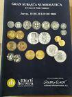 Catálogo de subastas de monedas de Martí Hervera y Soler y Llach. Julio 2008