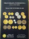 Catálogo de subastas de monedas de Martí Hervera y Soler y Llach. Noviembre 2008