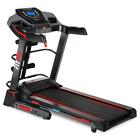 Cinta de correr plegable FITFIU 2200w 18km/h con inclinacion automatica y LCD