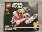 LEGO STAR WARS RESISTANCE Y-WING MICROFIGHTER 75263 Series 7 Retired Set NEW