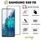 Protector Pantalla Samsung Galaxy S20 FE (Fan Edition) Cristal Templado 3D 9H