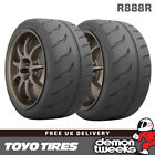 2 x 225/45/17 94W XL Toyo R888R Road Legal Race Racing Track Day Tyres - 2254517
