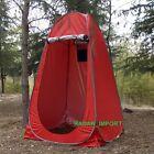 Tienda de campaña baño wc ducha vestuario impermeable camping desplegable Pop Up