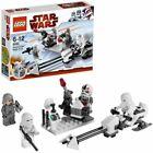 LEGO STAR WARS 8084 Snowtrooper BATTLE PACK 4 Mini-figures AGES 6+ SEALED UK 10