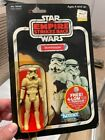 STAR WARS - ESB 47 BACK CARDED - Y BUBBLE - STORMTROOPER - EMPIRE STRIKES BACK