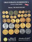 Catálogo de subastas de monedas de Martí Hervera y Soler y Llach. Mayo de 2013.
