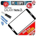 S609 CRISTAL PANTALLA TACTIL SAMSUNG GALAXY NOTE 3 N9005 NEGRO+HERRAMIENTAS NOTE