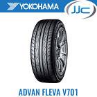 1 x 225/45/17 R17 94W XL Yokohama Advan Fleva V701 Performance Road Tyre 2254517