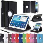 ★360° Schutz Hülle Samsung Galaxy Tab 3 10.1 P5200 P5210 P5220 Tasche Case