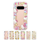 Hello Kitty Circle Cutie Jelly Bumper Case For Samsung Galaxy Note5 Note8 Note9