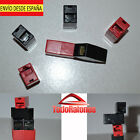 Adaptador clavija pieza Cable Ethernet Red RJ45 RJ 45 CAT 6 Hembra lan internet