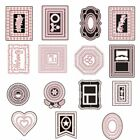 Frame Border Metal Cutting Dies Scrapbooking Paper Cards Crafts Decor Handmade