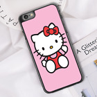 >> HELLO KITTY PLASTIC RUBBER TPU CASE iPhone Samsung Huawei Htc Sony Lg