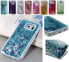 Luxury Glitter Star Liquid Bling Sparkly Case Cover for Samsung Galaxy Phones