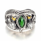 Lord Of The Rings Silver sterling 925 Stamped Aragorn s Ring of Barahir One Ring