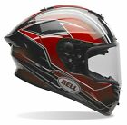 Bell Race Star Triton Red Motorcycle Helmet (rrp £599.99) **Now £279.99**