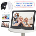 "10"" Digital Photo Frame Electronic Picture Video Player Movie Album HD Dispaly"