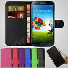 Case Covr Fr Samsung Galaxy S2 S3 S4 S5 mini Magnetic Flip Leather Wallet phone