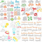Xmas Metal Cutting Die Cut Stencil Embossing Folder Scrapbooking Album Christmas