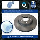 Brake Disc Single Vented Front Right 330mm ADV184329 Blue Print 95535140200 New