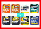 Gillette Razor Blades Fusion ProGlide ProShield Mach3 SkinGuard All 100% Genuine