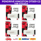 Memoria USB Kingston DataTraveler SE9 G2 16/32/64/128/256GB USB 3.1 3.0 Pendrive