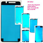 Samsung Galaxy S3 S4 S4 MINI S5 S6 S2 S7 Front Touch Screen Adhesive Sticker
