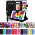 Samsung Galaxy Ace 4 G357  Leather Magnetic Flip Case Cover