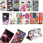 Leather Magnetic Flip Wallet Cell Phone Case Cover For Samsung Galaxy J1 ACE