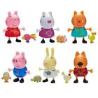 Peppa Pig Pals & Pets Figures NEW - Character Toys 6 Set To Choose From Ages 3+