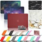"""For 12"""" 13"""" 15"""" MacBook Air/Pro/Retina Matte Rubberized Hardshell Case Cover"""