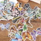 60Pcs Various Flower Plants Paper Stickers Album Diary Decor DIY Scrapbooking FG