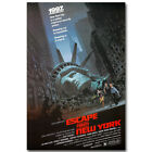 Escape From New York Movie Silk Poster 13x20 24x36 inch