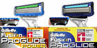 Gillette Razor Blades Fusion Proglide/Power 8 12 16 32 New Sealed