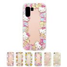 Hello Kitty Circle Cutie Jelly Bumper Case For Samsung Galaxy Note10 Note10+