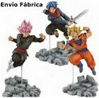 Dragon Ball Z Figura 13 cm Son Goku Rosa Trunks Bola de Dragón  envío Fábrica