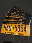 New York Empire State - USA American License Number Plates - Pick Your Plate