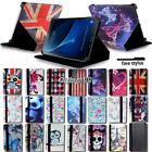 """Leather Stand Cover Case For Samsung Galaxy Tab 3/4 /A A6 7"""" 10.1""""/ E 9.6""""/ S2"""