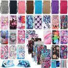 -KMBF Leather Wallet Case Cover For Samsung Galaxy S5 S6 S7 Edge A310 G530 + Pen