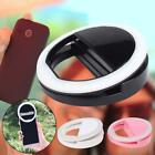 Anillo de luz LED Flash selfie camara fotografia para Iphone movil SE