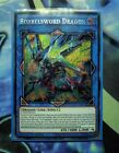 Yu-Gi-Oh Yugioh Borrelsword Dragon. Best Proxy/Orica! secret rare - any language