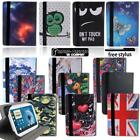 Leather Rotating Stand Cover Case For Samsung Galaxy Tab 1/2/3/4 Note Tablet