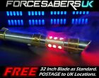 STAR WARS FX LIGHTSABER, Skywalker, Vader. Force Model - Venom.