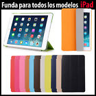 Funda Smart Cover para Nuevo iPad 2017,2018 / Air 1,2 / Mini 1,2,3,4 / iPad 2,3